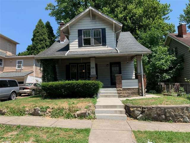618 N 6th Street, Cambridge, OH 43725 (MLS #4203347) :: The Holden Agency