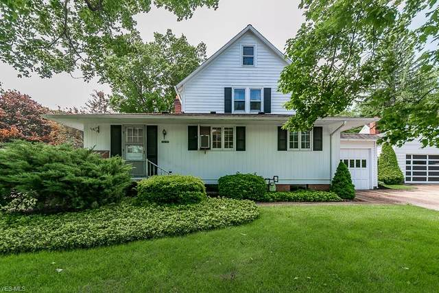 15795 W High Street, Middlefield, OH 44062 (MLS #4203355) :: Keller Williams Chervenic Realty
