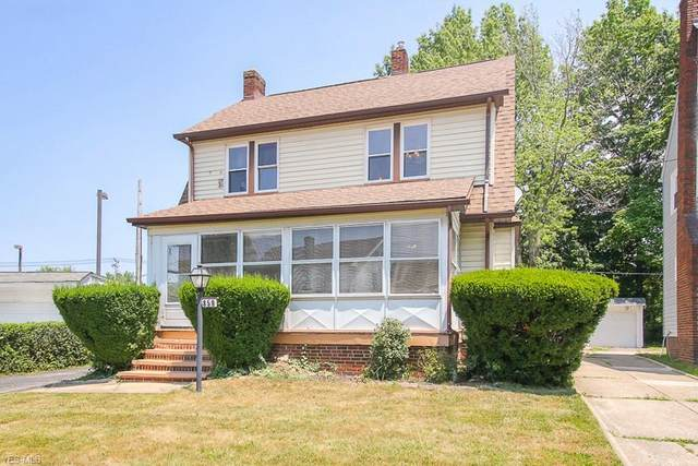 859 Selwyn Road, Cleveland Heights, OH 44112 (MLS #4203371) :: Keller Williams Chervenic Realty