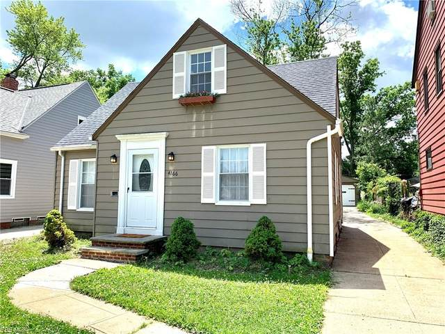 4166 Ardmore Road, South Euclid, OH 44121 (MLS #4203490) :: RE/MAX Trends Realty