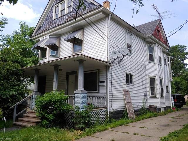 3707 E 61st Street, Cleveland, OH 44105 (MLS #4203508) :: Keller Williams Legacy Group Realty