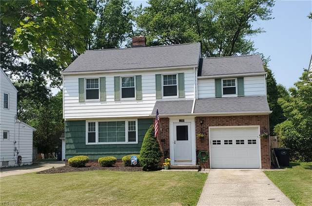 1398 Clearview Road, Lyndhurst, OH 44124 (MLS #4203535) :: The Holden Agency