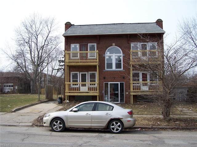 3462 E 140th Street, Cleveland, OH 44120 (MLS #4203589) :: The Holden Agency