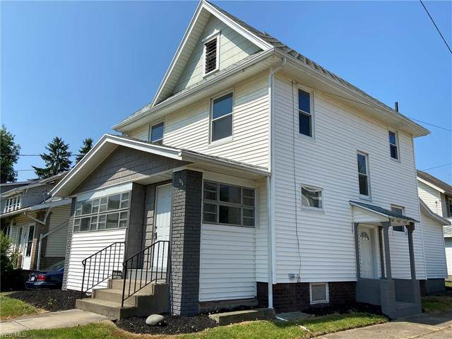 1633 Frazer Avenue NW, Canton, OH 44703 (MLS #4203596) :: The Art of Real Estate
