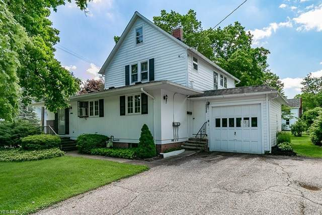 15795 W High Street, Middlefield, OH 44062 (MLS #4203605) :: Keller Williams Chervenic Realty