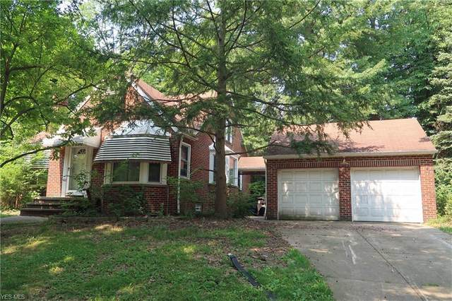 4122 Ridgeview Road, Cleveland, OH 44144 (MLS #4203632) :: The Holden Agency
