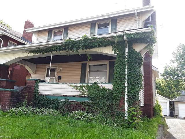 334 Bedford Avenue NW, Canton, OH 44708 (MLS #4203638) :: The Art of Real Estate