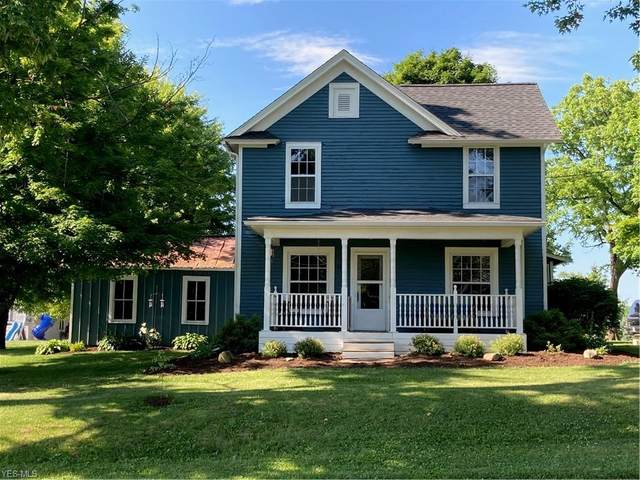 7422 Five Points, Smithville, OH 44677 (MLS #4203688) :: The Holden Agency