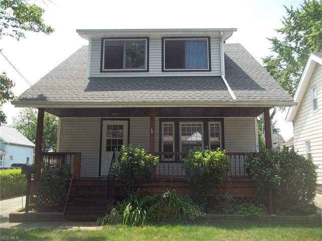 4805 Stickney Avenue, Cleveland, OH 44144 (MLS #4203689) :: The Holden Agency