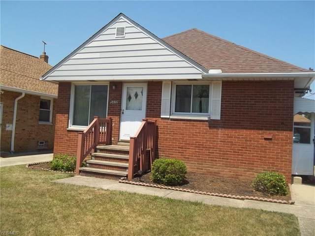 5602 Wichita Avenue, Cleveland, OH 44144 (MLS #4203703) :: The Holden Agency