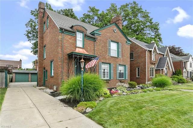 1533 Bunts Road, Lakewood, OH 44107 (MLS #4203764) :: The Art of Real Estate
