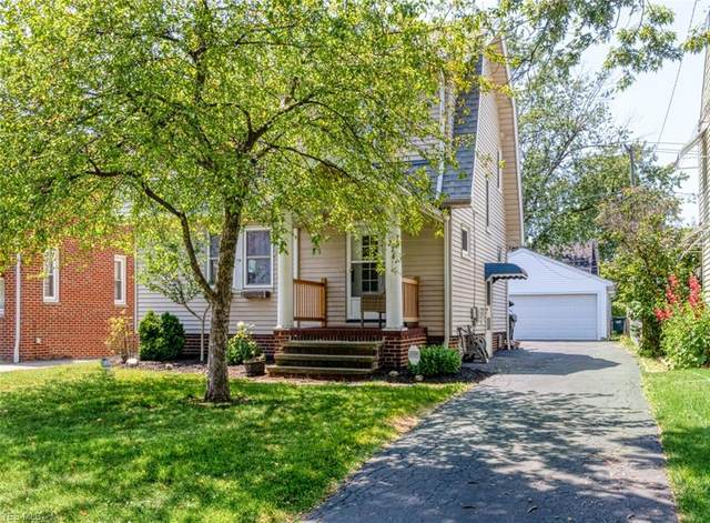 274 E 211th Street, Euclid, OH 44123 (MLS #4203766) :: RE/MAX Edge Realty