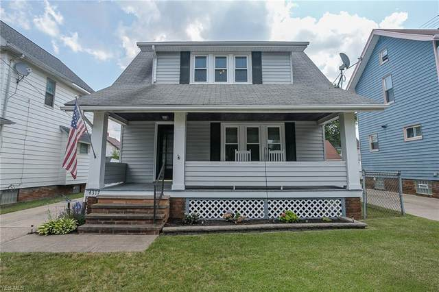 4317 W 50th Street, Cleveland, OH 44144 (MLS #4203780) :: The Holden Agency