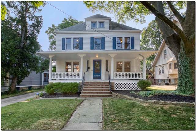 1377 Giel Avenue, Lakewood, OH 44107 (MLS #4203799) :: The Art of Real Estate