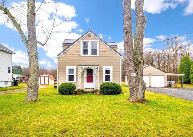 4010 N Park Ave, Warren, OH 44483 (MLS #4203901) :: Select Properties Realty
