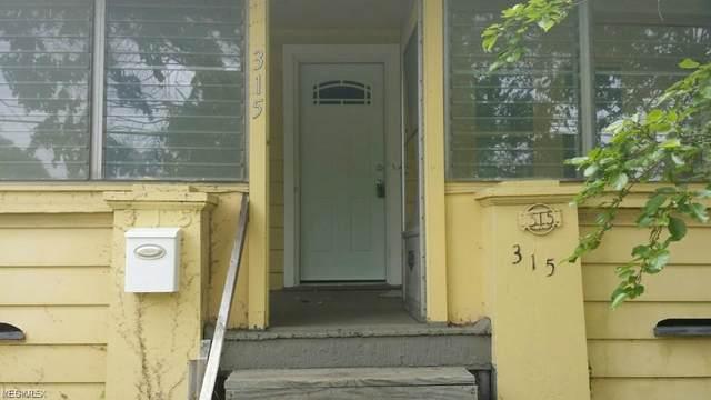 315 Noah Avenue, Akron, OH 44320 (MLS #4203903) :: RE/MAX Edge Realty