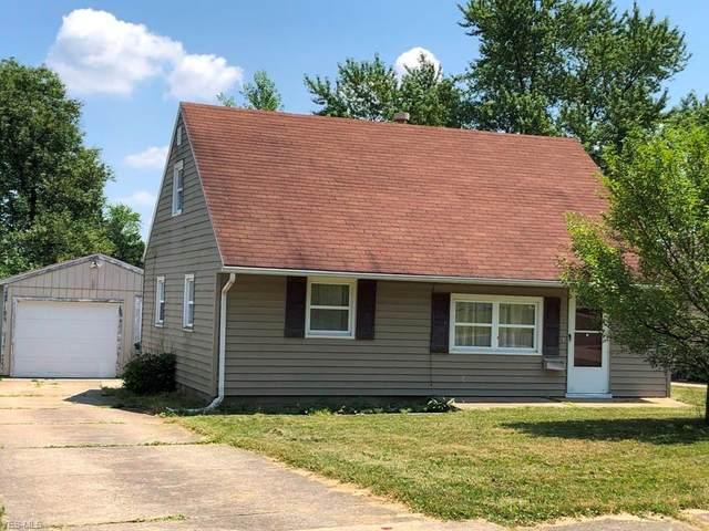 243 S Roanoke Avenue, Youngstown, OH 44515 (MLS #4203949) :: The Crockett Team, Howard Hanna