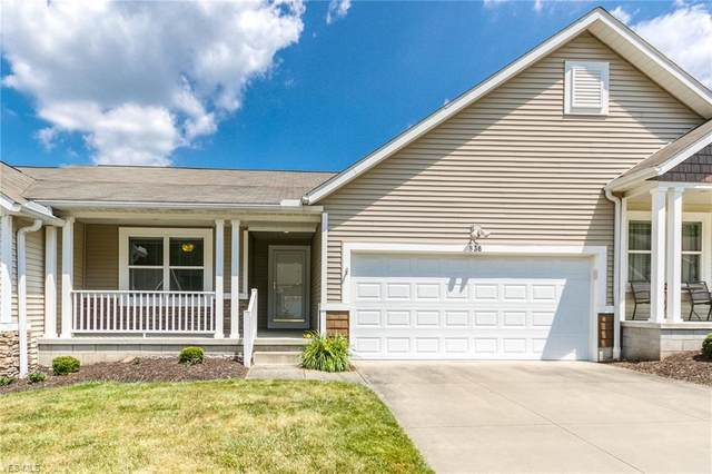 838 Bristol Drive, Lakemore, OH 44312 (MLS #4203955) :: Tammy Grogan and Associates at Cutler Real Estate