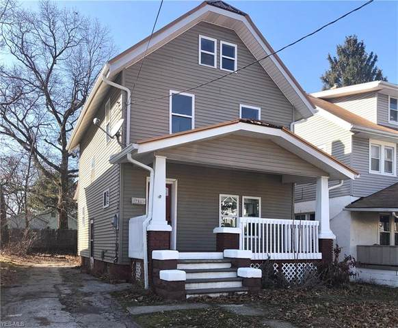 718 Lucille Avenue, Akron, OH 44310 (MLS #4203962) :: RE/MAX Edge Realty