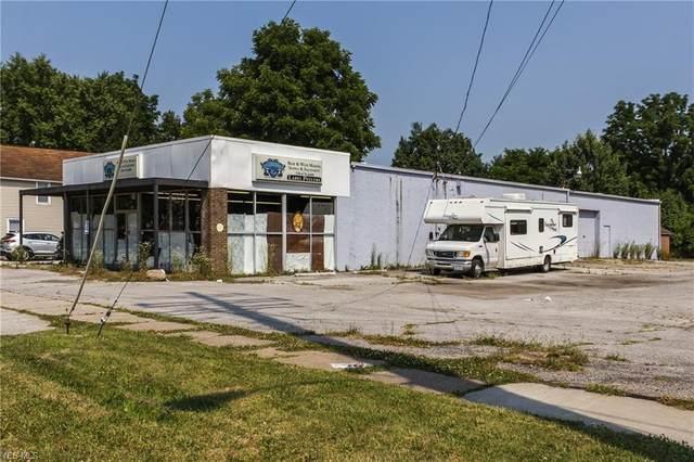 211 Cherry Street, Kent, OH 44240 (MLS #4204002) :: Keller Williams Chervenic Realty