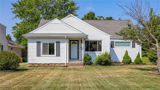 2130 Green Ridge Drive, Wickliffe, OH 44092 (MLS #4204034) :: The Crockett Team, Howard Hanna