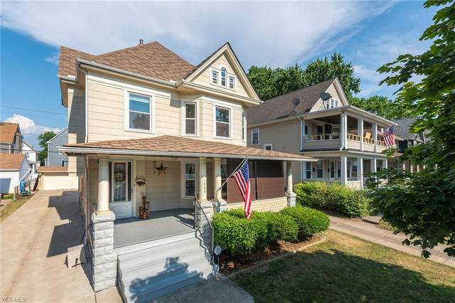 1433 Lincoln Avenue, Lakewood, OH 44107 (MLS #4204055) :: The Art of Real Estate