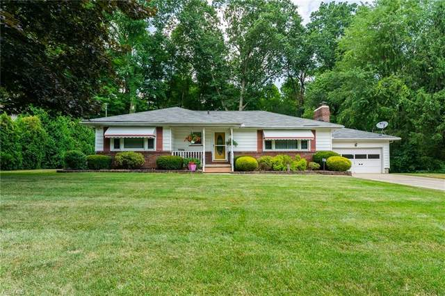 970 Old Furnace Road, Youngstown, OH 44511 (MLS #4204065) :: The Holden Agency