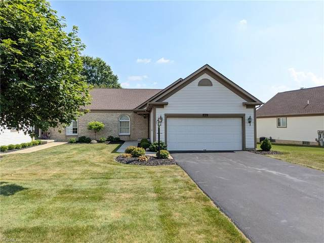 10 Montgomery Drive #2, Canfield, OH 44406 (MLS #4204082) :: RE/MAX Trends Realty