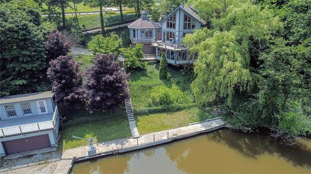4825 Lake Road W, Saybrook, OH 44004 (MLS #4204085) :: RE/MAX Trends Realty