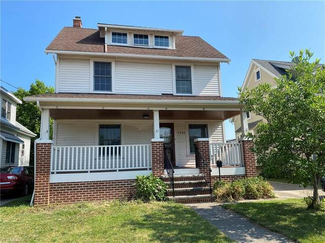 5320 Delora Avenue, Cleveland, OH 44144 (MLS #4204087) :: The Holden Agency