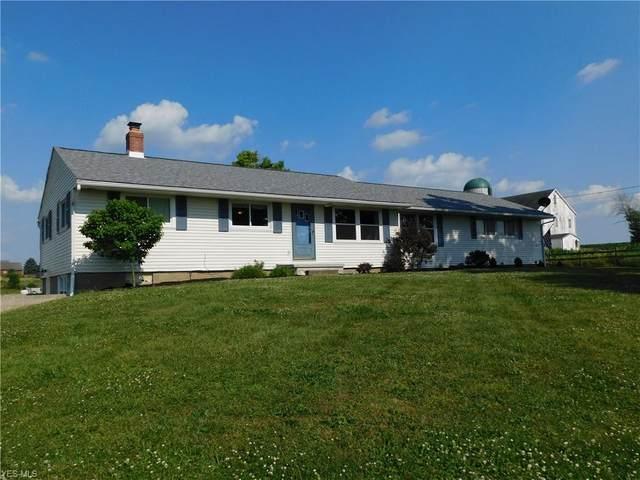 8743 N Elyria Road, West Salem, OH 44287 (MLS #4204116) :: Keller Williams Chervenic Realty
