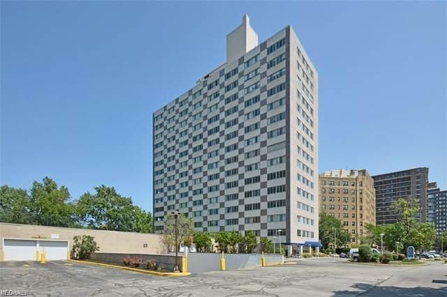 12520 Edgewater Drive #809, Lakewood, OH 44107 (MLS #4204120) :: The Art of Real Estate
