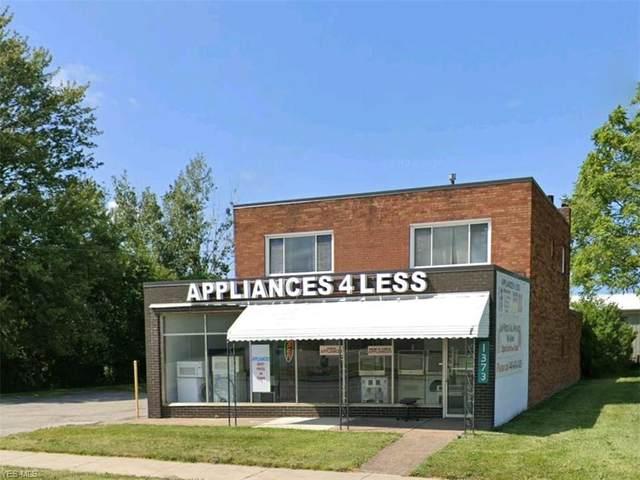 1373 Colorado Avenue, Lorain, OH 44052 (MLS #4204225) :: Keller Williams Legacy Group Realty