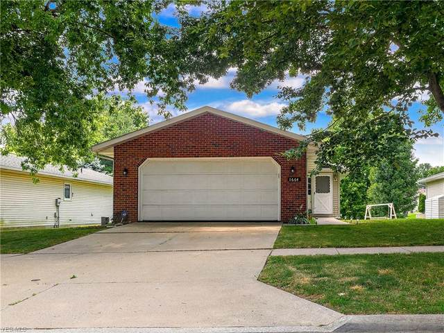 1664 Oakwood Circle, Wooster, OH 44691 (MLS #4204264) :: The Holden Agency