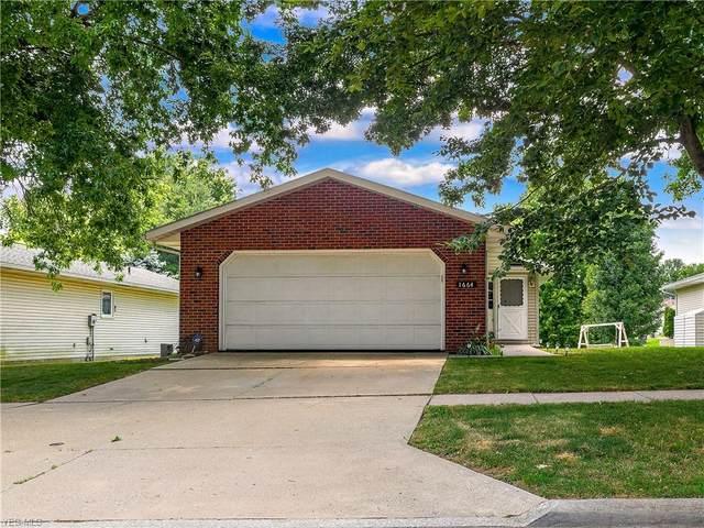 1664 Oakwood Circle, Wooster, OH 44691 (MLS #4204264) :: Keller Williams Chervenic Realty