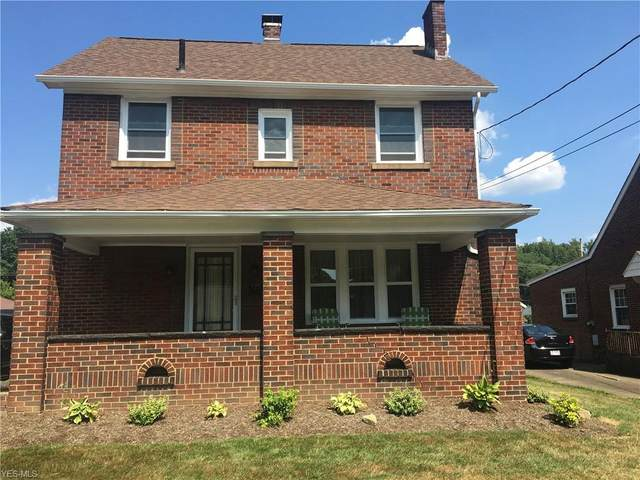 131 Russell Avenue, Niles, OH 44446 (MLS #4204275) :: Tammy Grogan and Associates at Cutler Real Estate