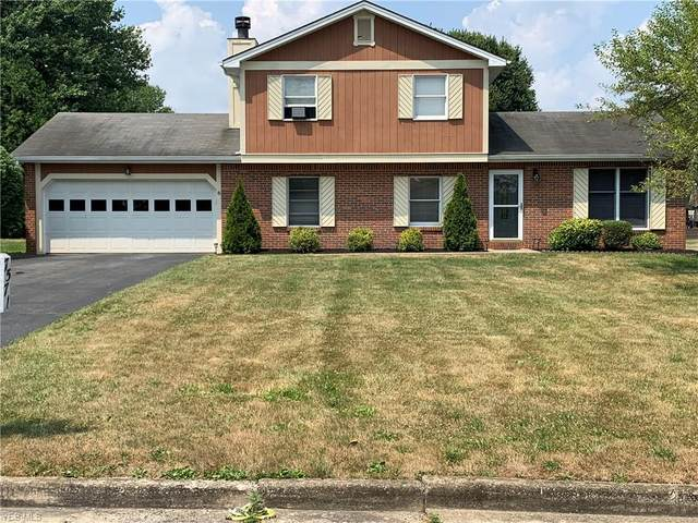 7571 Buchanan Drive, Youngstown, OH 44512 (MLS #4204365) :: RE/MAX Trends Realty