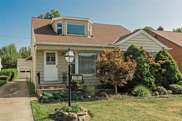 23911 E Silsby Road, Beachwood, OH 44122 (MLS #4204378) :: The Holden Agency