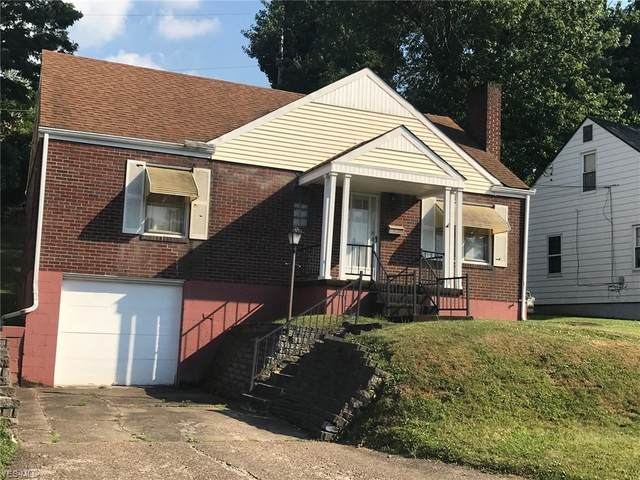 117 Parkdale Road, Steubenville, OH 43952 (MLS #4204440) :: Keller Williams Chervenic Realty