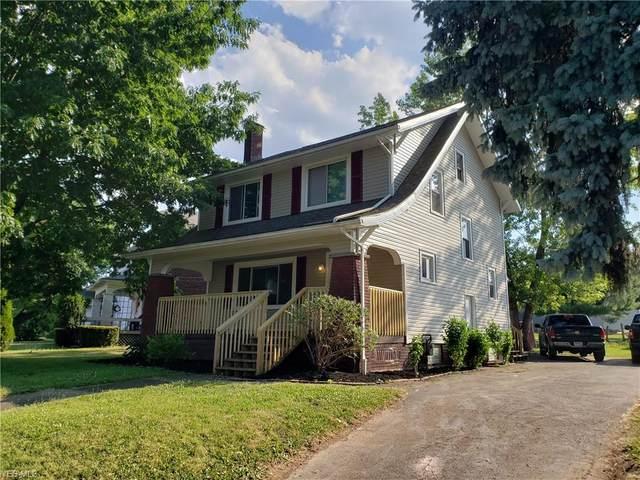 3534 Fairmount Boulevard NE, Canton, OH 44705 (MLS #4204479) :: The Art of Real Estate