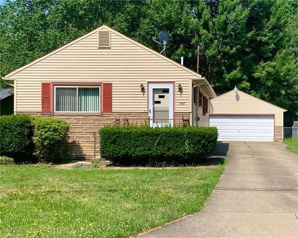 944 Howland Wilson Road NE, Warren, OH 44484 (MLS #4204514) :: The Crockett Team, Howard Hanna