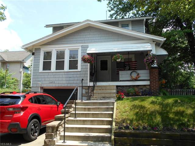 1495 Sweitzer Avenue, Akron, OH 44301 (MLS #4204537) :: The Crockett Team, Howard Hanna