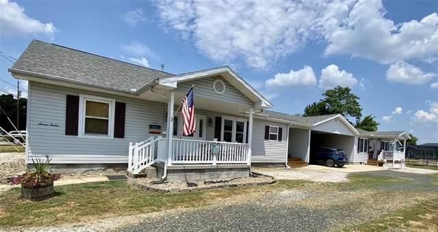 712 & 712 1/2 Ohio Avenue, Belpre, OH 45714 (MLS #4204589) :: Tammy Grogan and Associates at Cutler Real Estate