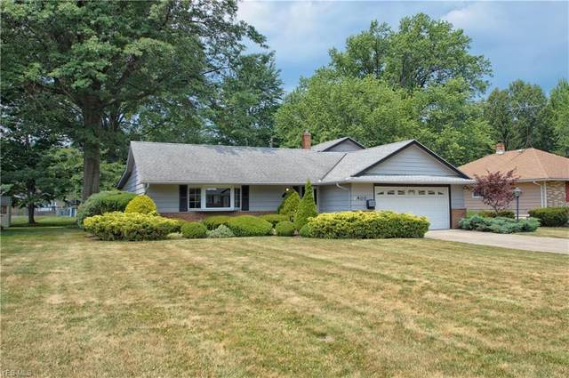 400 Steven Boulevard, Richmond Heights, OH 44143 (MLS #4204612) :: The Holden Agency