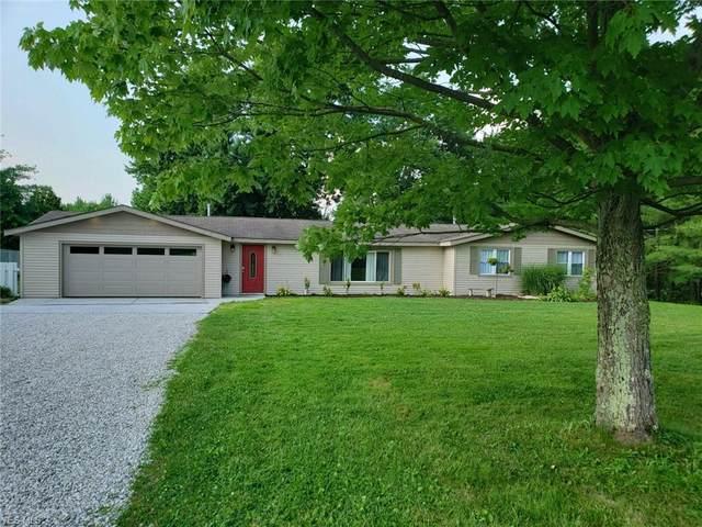 884 Colony Drive, Aurora, OH 44202 (MLS #4204655) :: The Crockett Team, Howard Hanna
