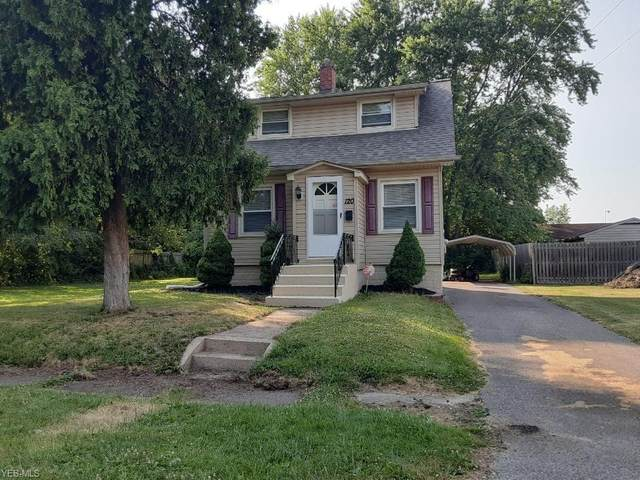 120 W Margaret Avenue, Niles, OH 44446 (MLS #4204668) :: Tammy Grogan and Associates at Cutler Real Estate