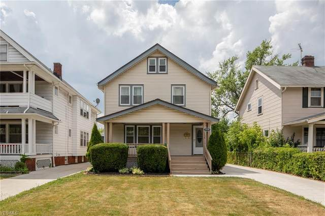 2088 Lincoln Avenue, Lakewood, OH 44107 (MLS #4204670) :: The Art of Real Estate