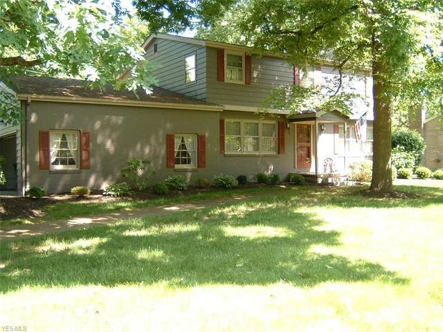 2003 Crestwood Boulevard, Youngstown, OH 44505 (MLS #4204711) :: RE/MAX Valley Real Estate
