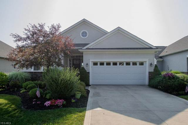 7929 Newell Creek Drive, Mentor, OH 44060 (MLS #4204744) :: The Crockett Team, Howard Hanna
