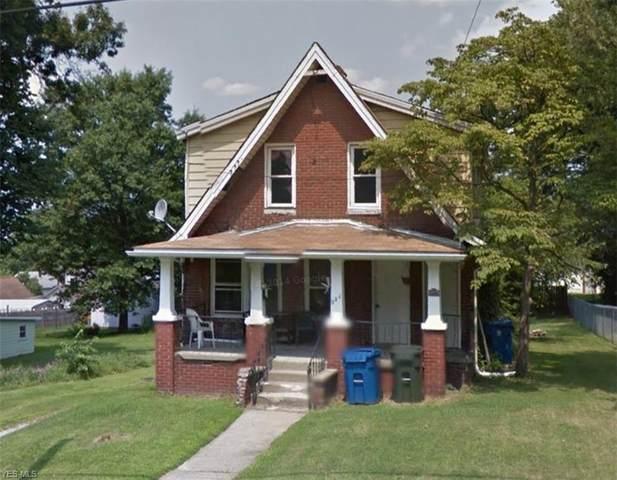 239 E Park Avenue, Barberton, OH 44203 (MLS #4204766) :: The Crockett Team, Howard Hanna